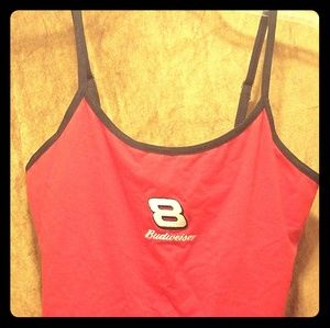 NWT- Chase Athletics Dale Earnhardt Jr. tank top